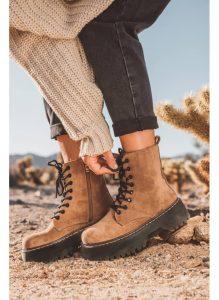 Buty na jesień i zimę – PRETACOTURE